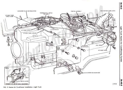 small resolution of ford truck technical drawings and schematics section f heating f250 ac diagram f250 ac diagram