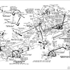95 Ford Ranger Ignition Wiring Diagram Kenworth W900a Truck Technical Drawings And Schematics - Section B Brake Systems Related Components