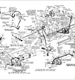 1946 chevy pickup ignition wiring diagram schematic [ 1409 x 988 Pixel ]