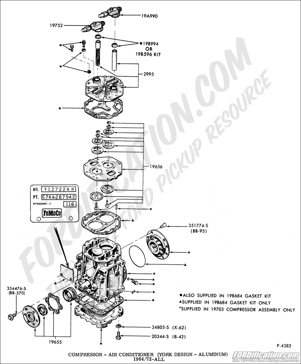 Ford Air Conditioning Schematics, Ford, Free Engine Image