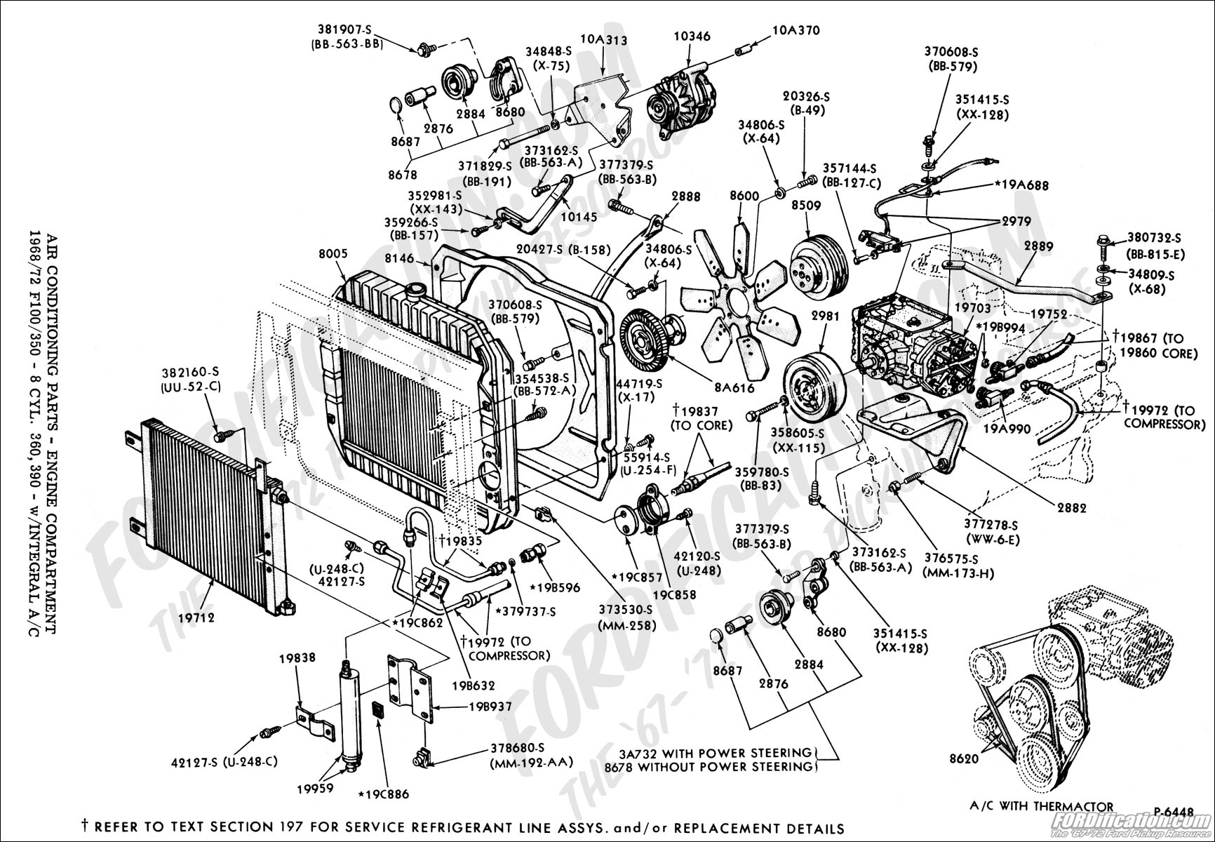 1997 ford f250 parts diagram 2008 chevy impala radio wiring truck technical drawings and schematics section f