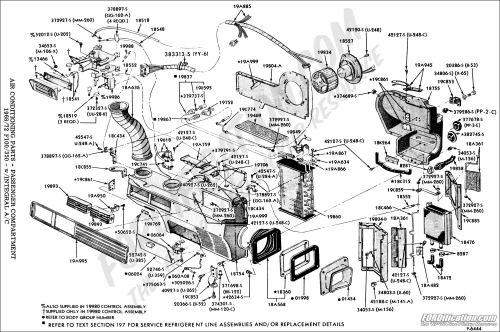 small resolution of ford truck technical drawings and schematics section f heating ford truck air conditioning system ford circuit diagrams
