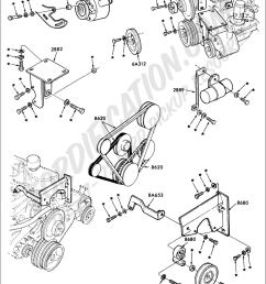 ford truck technical drawings and schematics section f heating ford 460 engine part diagram ford 460 [ 1024 x 1474 Pixel ]