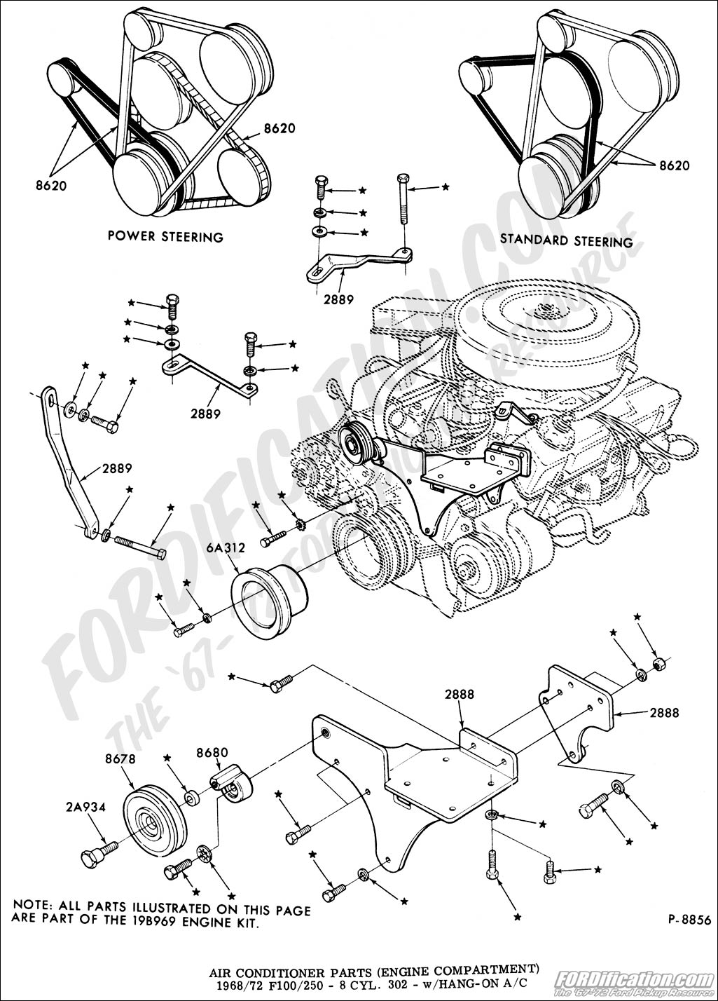 ford 302 engine parts diagram gas powered ez go golf cart wiring 1969 get free image about
