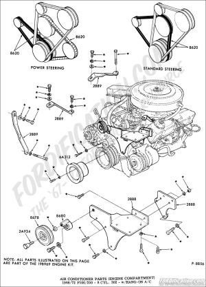 Ford Truck Technical Drawings and Schematics  Section F