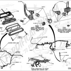 Cargo Light Wiring Diagram International Farmall Super A Bye Front Drums Page 27 Ford Truck Enthusiasts Forums
