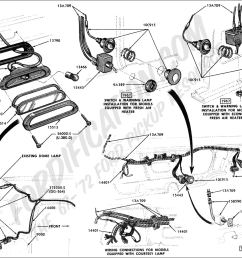 ford truck technical drawings and schematics section i rh fordification com 2004 f250 dash diagram f250 [ 1347 x 1024 Pixel ]