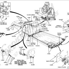 2006 Ford F150 Headlight Wiring Diagram Muscular System Without Labels F250 Dome Light