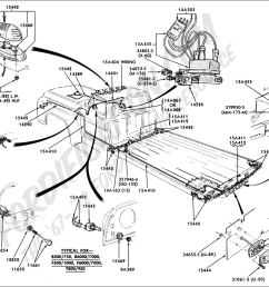ford truck technical drawings and schematics section i 1968 f100 steering column wiring diagram 1968 ford [ 1437 x 1024 Pixel ]