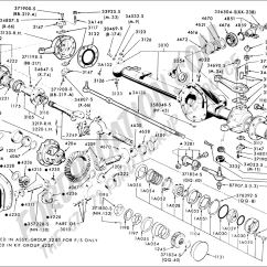 Front End Diagram Magnetic Contactor Wiring Axle Assembly