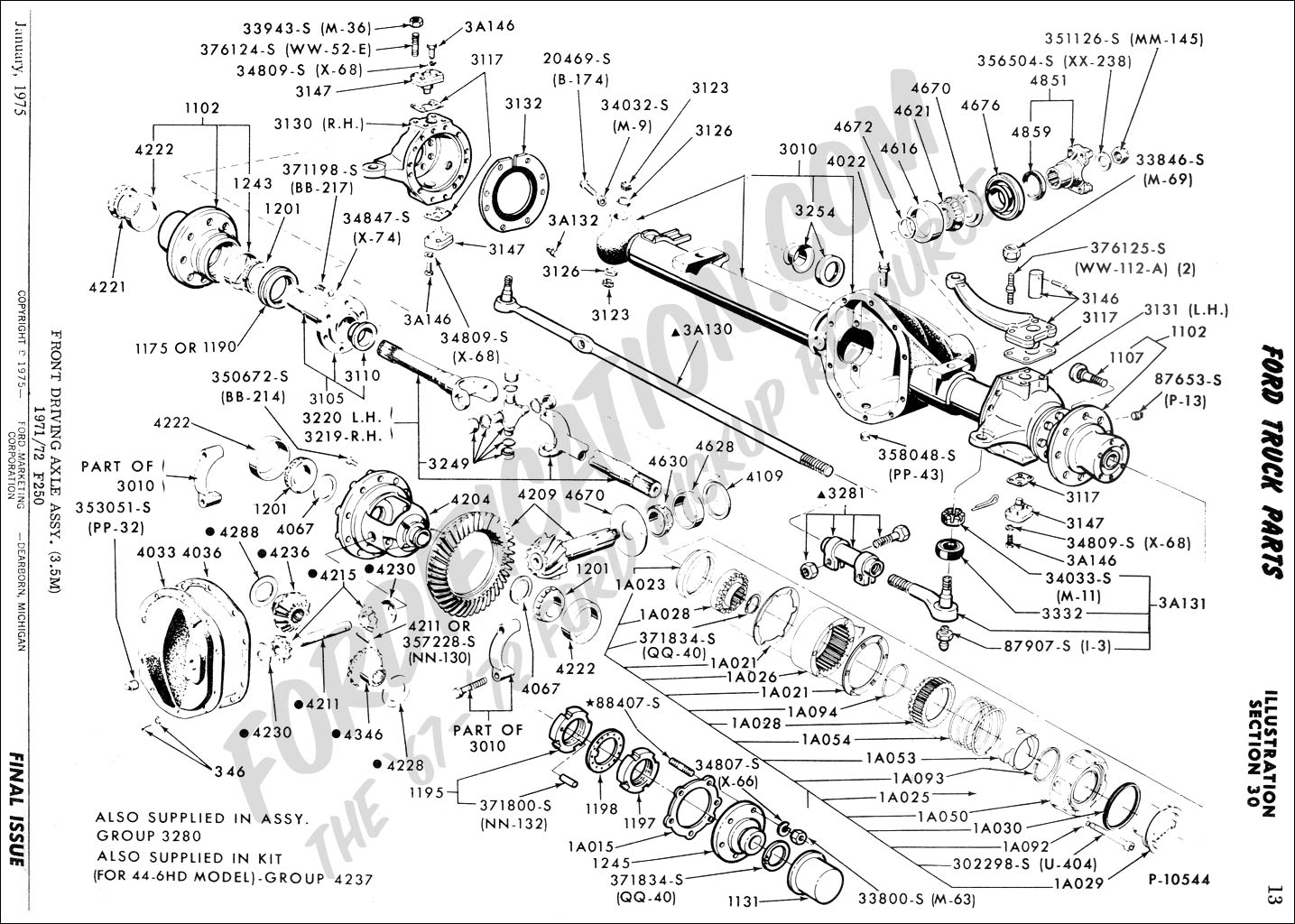 F350 Sel 7 3 Fuel Line Diagram
