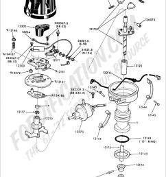 ford truck technical drawings and schematics section i 1973 ford f100 alternator wiring diagram 1973 ford [ 1024 x 1375 Pixel ]