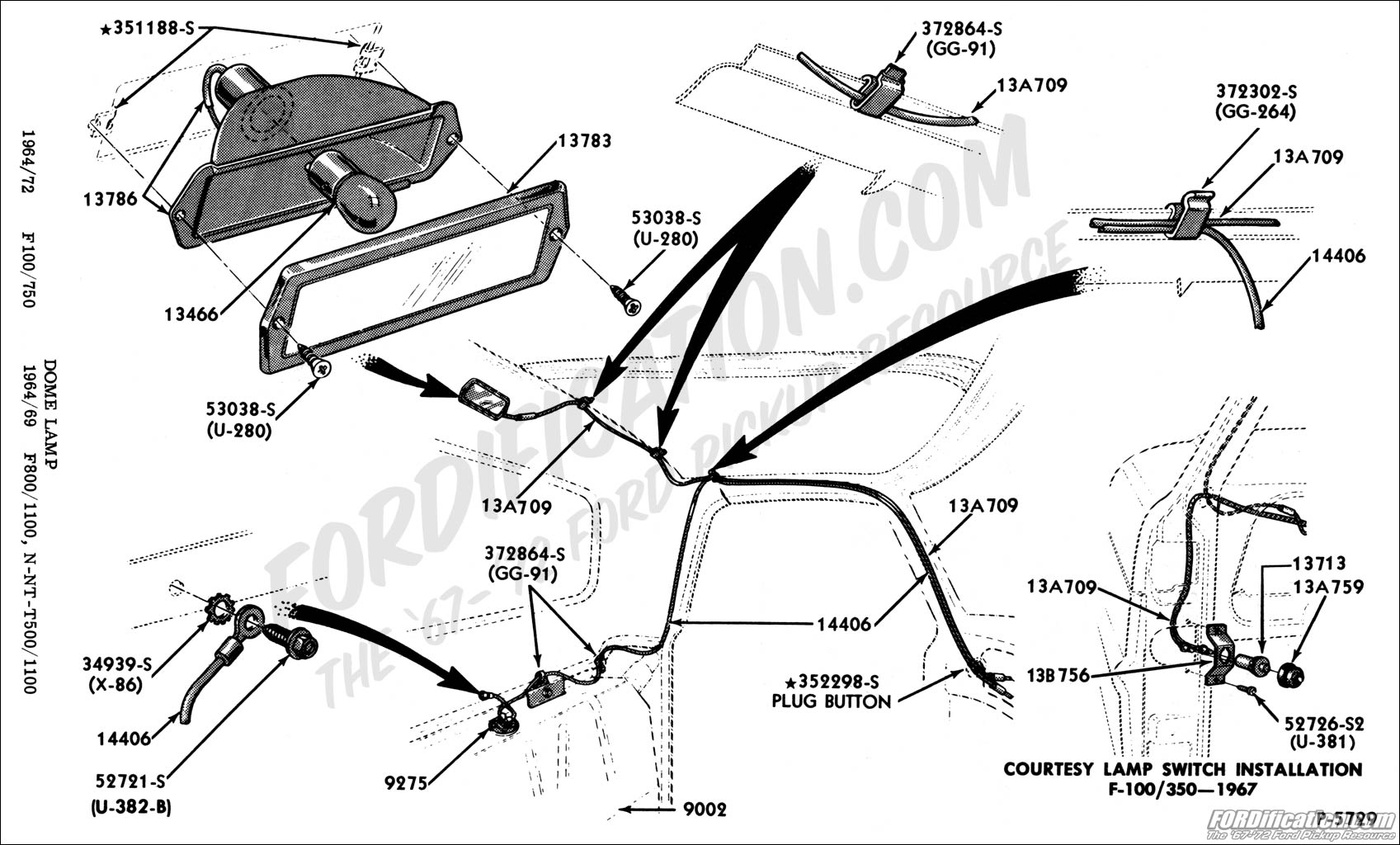 2012 F550 Dome Light Wiring Diagram : 35 Wiring Diagram