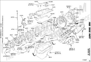 Ford Truck Technical Drawings and Schematics  Section E