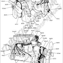 2003 Ford Expedition Fuel Pump Wiring Diagram Nervous Tissue Truck Technical Drawings And Schematics - Section E Engine Related Components