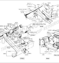 ford truck technical drawings and schematics section e engine and related components [ 1204 x 909 Pixel ]