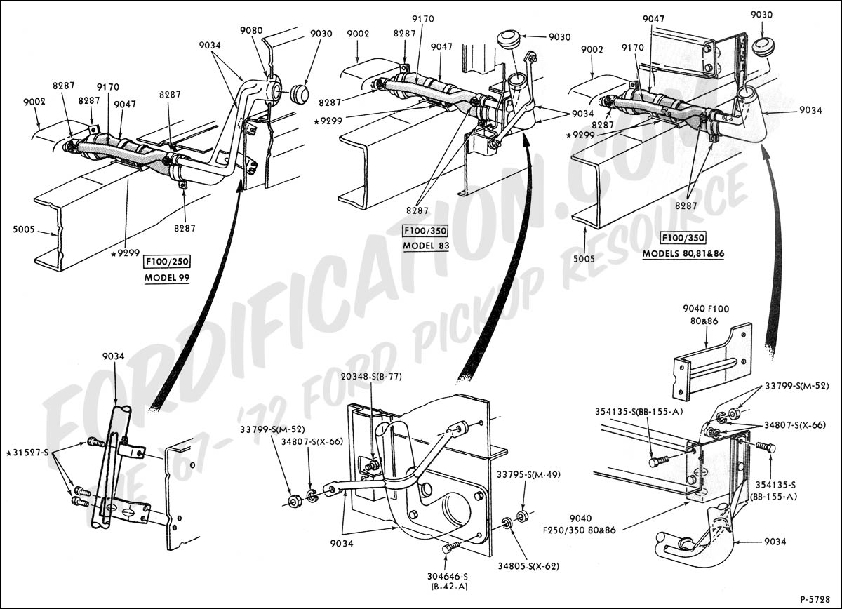 1986 Ford F700 Truck Wiring Diagrams, 1986, Free Engine