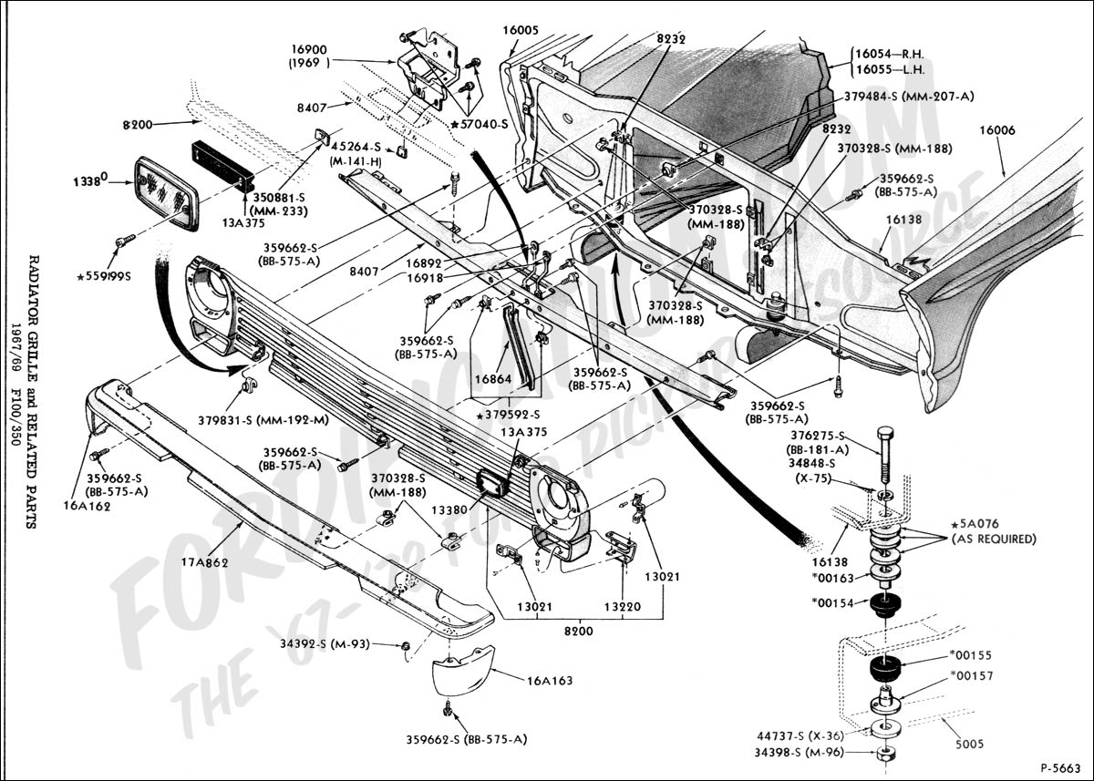 hight resolution of 1962 ford f100 wiring diagram
