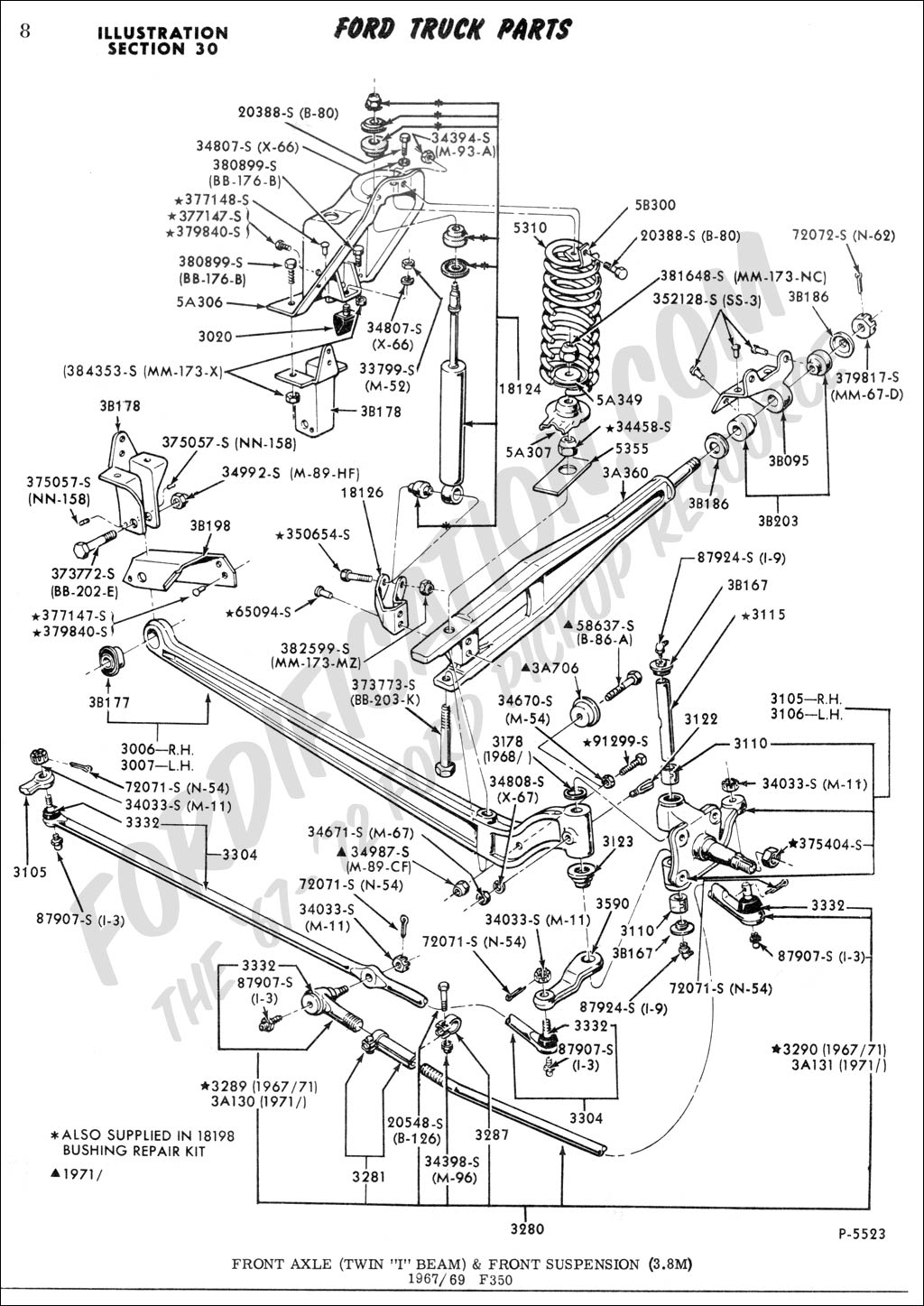 Ford Ranger Steering Linkage Diagram