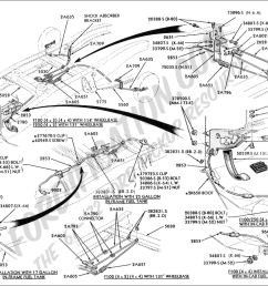 ford truck technical drawings and schematics section b 1998 ford ranger fuse box diagram under hood [ 1482 x 1024 Pixel ]