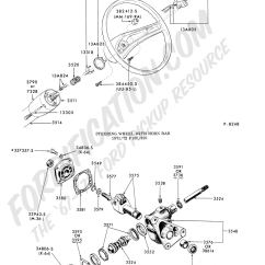 Ford Steering Parts Diagram 1999 Sportster Wiring 1968 Truck Column Auto