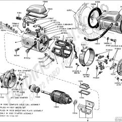 Starter Motor Diagram Wiring Clarion For Car Stereo Ford Transit Diesel Engine