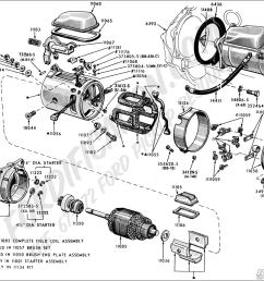 ford truck technical drawings and schematics section i electrical and wiring [ 1373 x 1024 Pixel ]
