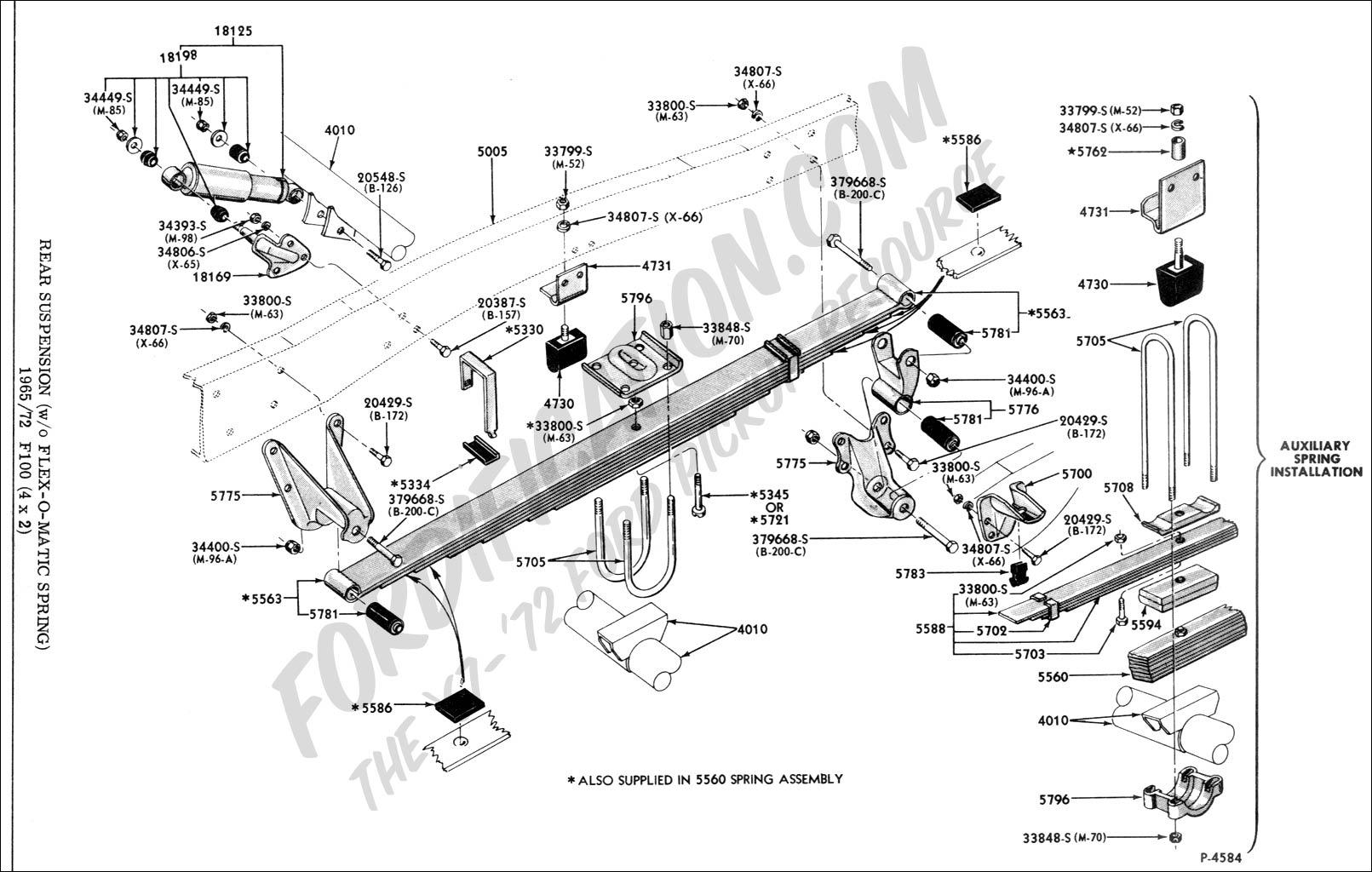 ford ranger schematics