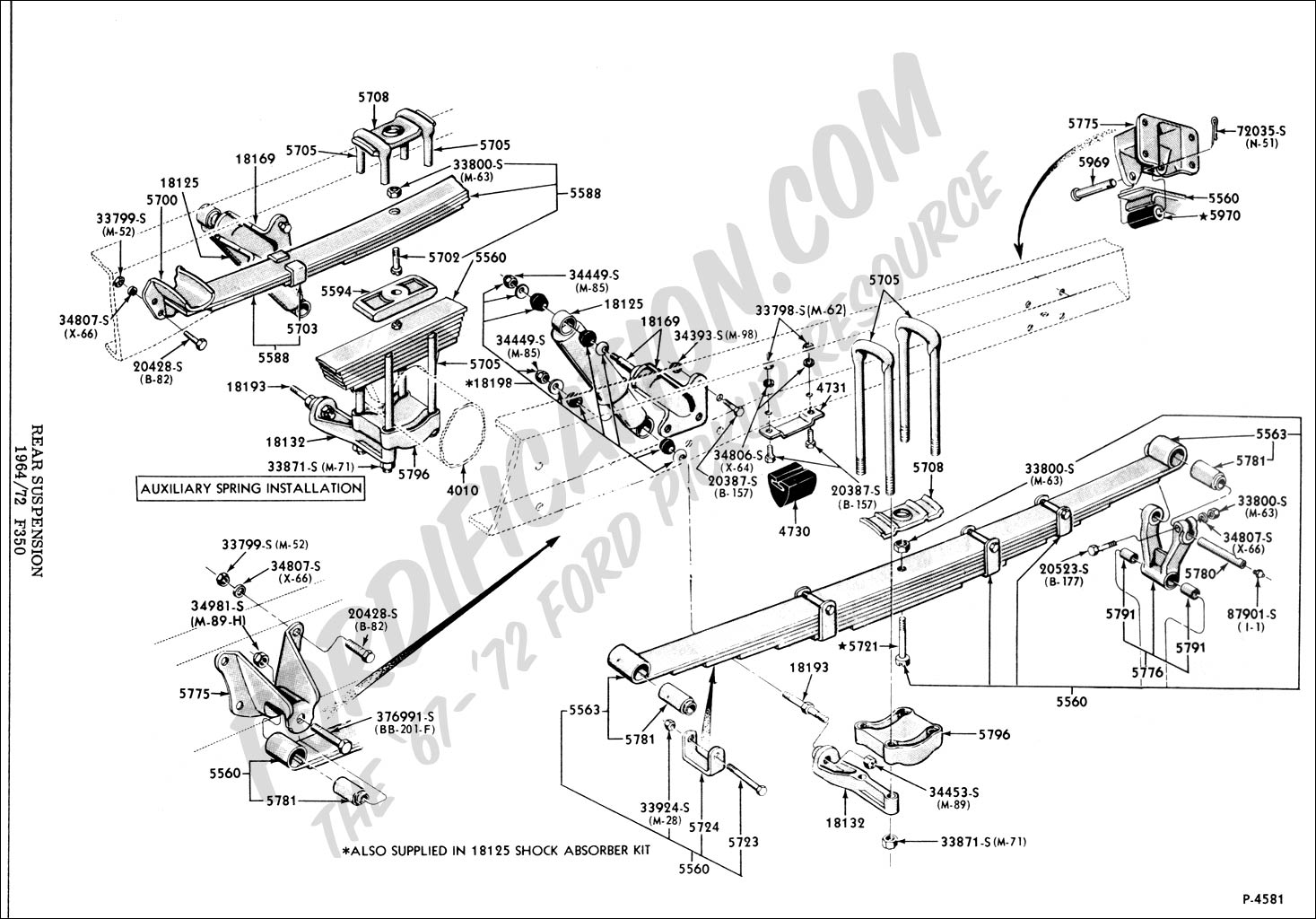 1994 Ford F150 Front Suspension Diagram