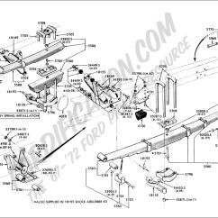 Front End Diagram Australian Plug Wiring Ford Truck Technical Drawings And Schematics Section A