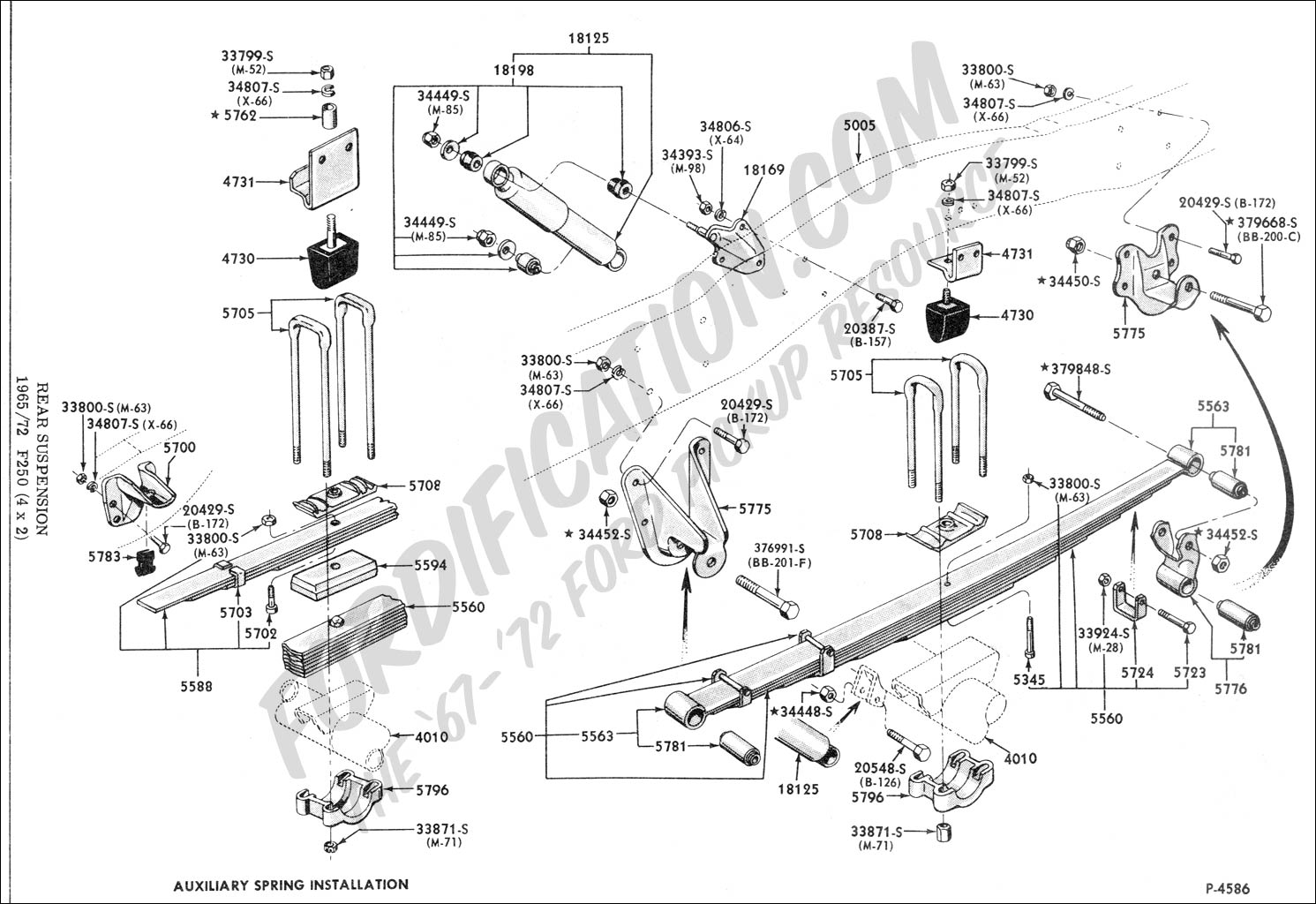 ford f250 front axle diagram wwwfordificationcom tech