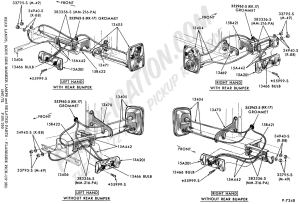 Ford Truck Technical Drawings and Schematics  Section I  Electrical and Wiring