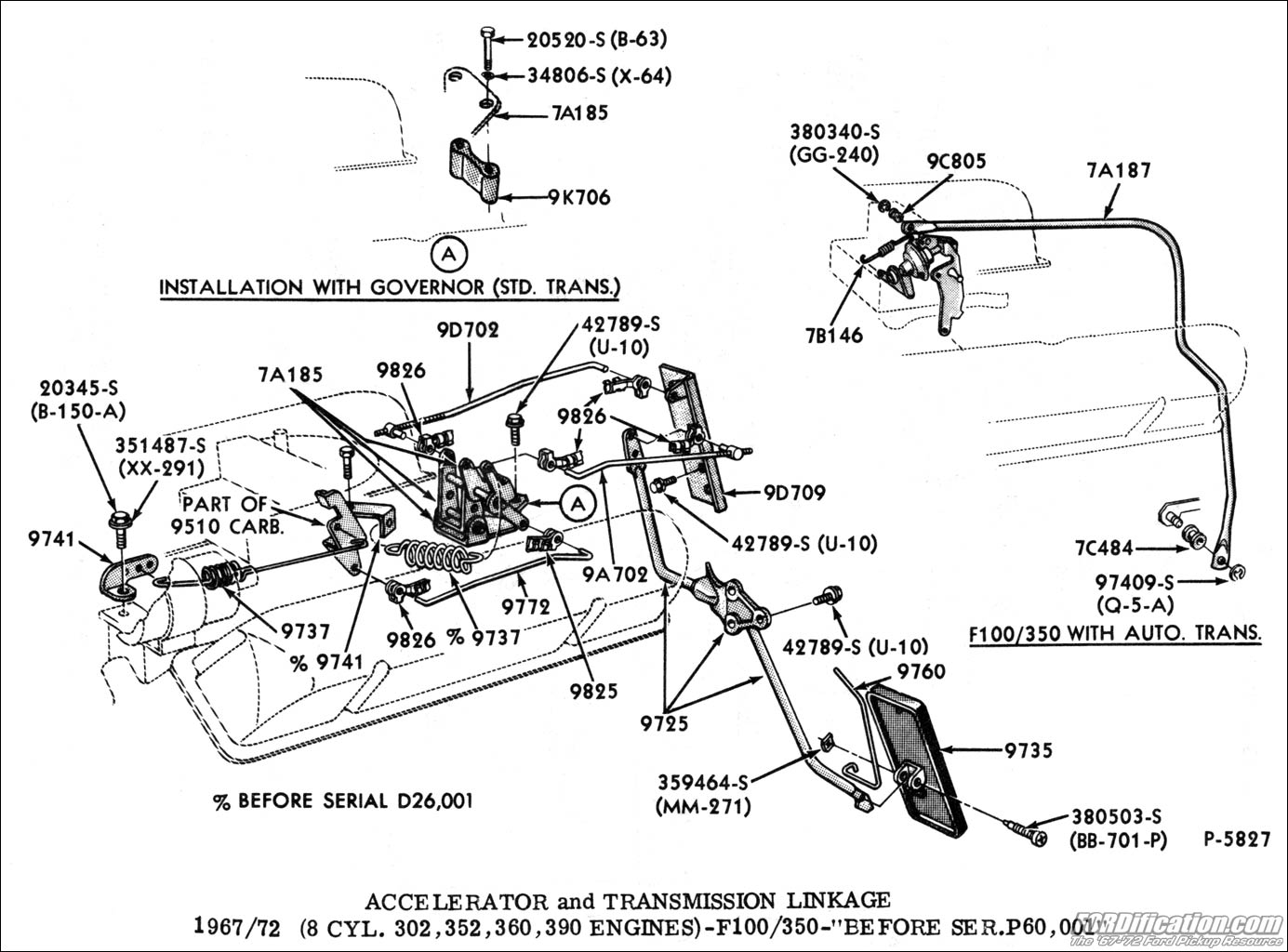 Camaro 267 Carberator Wiring Diagram