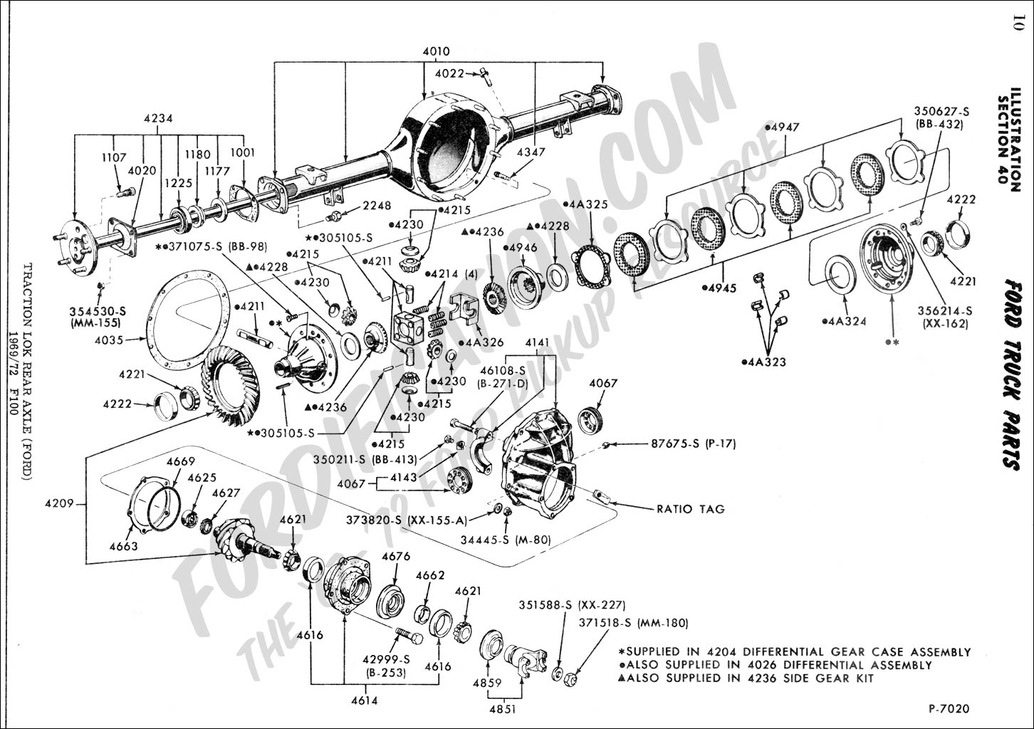 8 Inch Ford Rear End Diagram, 8, Get Free Image About