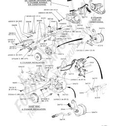 ford truck technical drawings and schematics section c steering systems and related components [ 1024 x 1402 Pixel ]