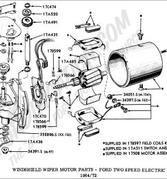 motor schematics wiring diagram centreford truck technical drawings and schematics section iwindshield wiper motor parts [ 1666 x 1024 Pixel ]