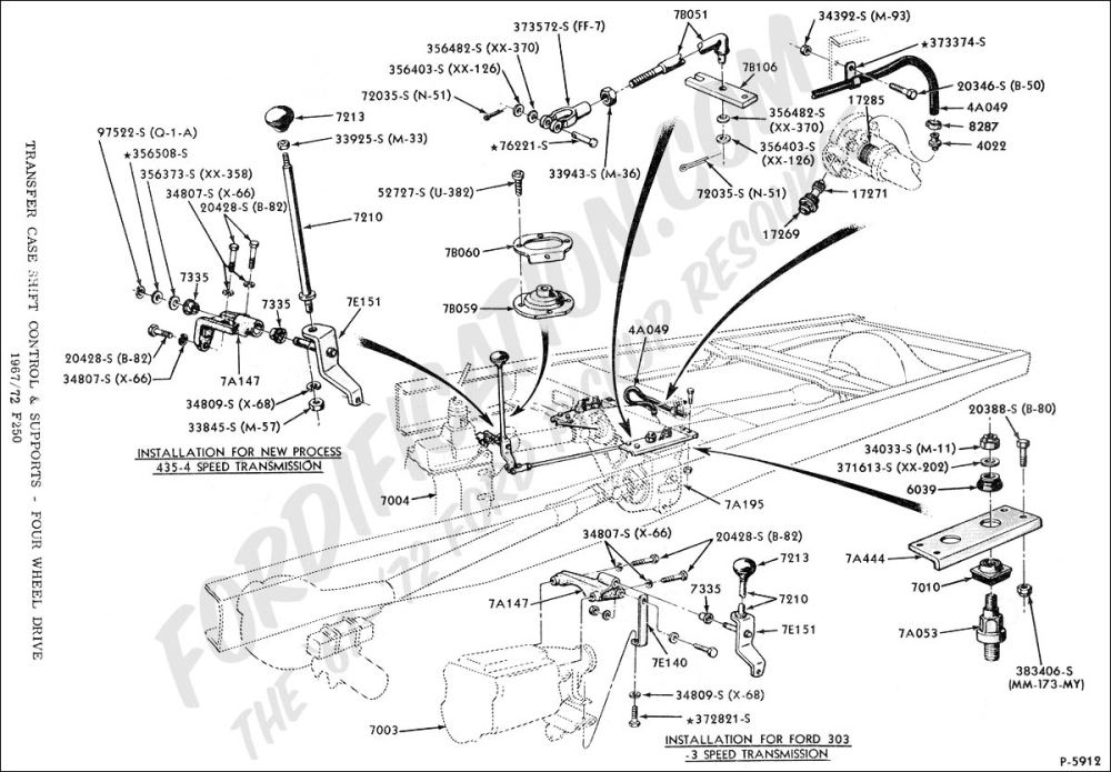 medium resolution of ford truck technical drawings and schematics section g ford ranger shift linkage diagram ford shift linkage diagram