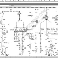 72 Ford F100 Dash Wiring Diagram Ground Fault Circuit Interrupter No Power To Fuel Gauge Sending Unit Truck