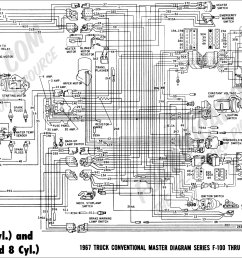 ford truck technical drawings and schematics section h wiring 2002 ford f150 trailer wiring diagram 2002 ford truck wiring diagram [ 2742 x 1259 Pixel ]