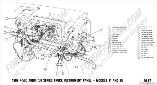 small resolution of 1968 f 500 thru f 750 instrument panel
