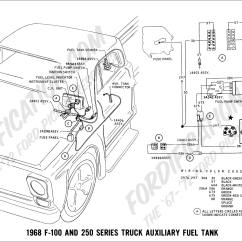 1968 F100 Wiring Diagram Erd Entity Relationship Examples Ford Truck Technical Drawings And Schematics Section H