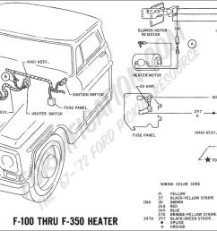 ford truck technical drawings and schematics section h wiring 1971 ford f 250 1973 ford [ 1415 x 751 Pixel ]