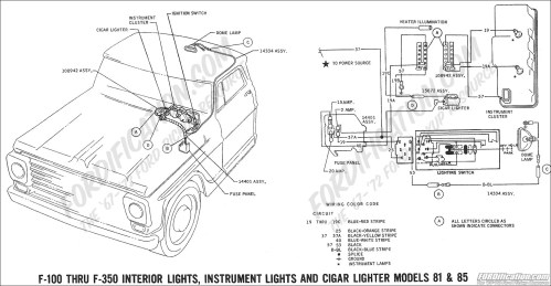 small resolution of 99 f350 wiring diagram dome lamp