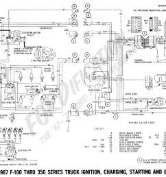 1967 master wiring diagram 1967 f 100 thru f 350 ignition charging starting and gauges [ 1985 x 1363 Pixel ]