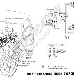 ford truck technical drawings and schematics section h wiring 1967 ford f100 brake light wiring diagram [ 2096 x 1040 Pixel ]