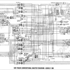 Ford 4 Pin Trailer Wiring Diagram 2005 Dodge Durango Infinity Stereo F350 Alternator Truck Technical Drawings And Schematics Section H Wiring1970 F 350 Master