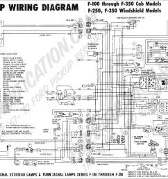 ford truck technical drawings and schematics section h wiring diagrams 1999 ford taurus fuse diagram 1999 [ 1632 x 1200 Pixel ]