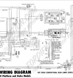 ford truck technical drawings and schematics section h wiring1970 f 250 f 350 platform stake [ 1659 x 1200 Pixel ]
