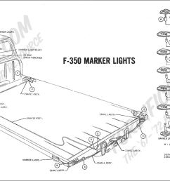 1969 f 350 marker lights ford truck technical drawings and schematics  [ 1815 x 783 Pixel ]