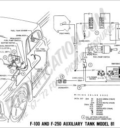 ford truck technical drawings and schematics section h wiring rh fordification com ford e350 wire diagram [ 1447 x 1000 Pixel ]